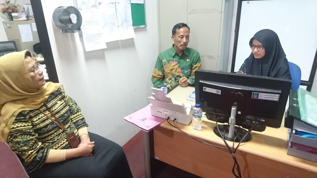 Sosialisasi dan Pelatihan Aplikasi e-Office Kepada Inspektorat Kota Batam