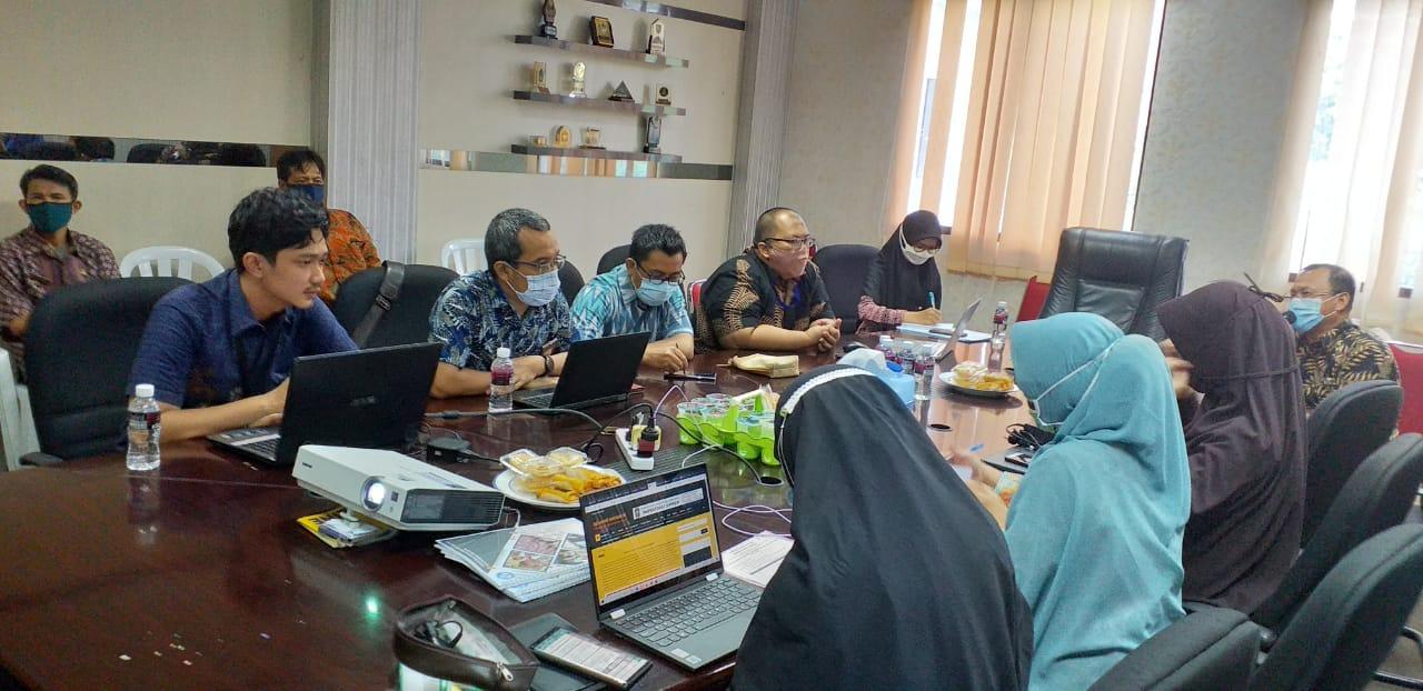 Diskusi SPBE dan Pengembangan Website Inspektorat Daerah Kota Batam